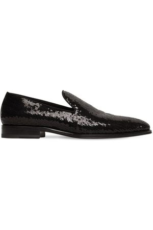 Dsquared2 Loafers Mit Pailettes