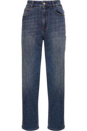 Stella McCartney Jeans Aus Eco-baumwolldenim