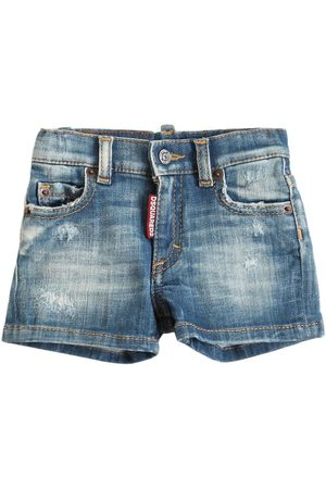 Dsquared2 Shorts Aus Stretch