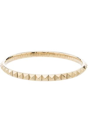 Jacquie Aiche 14kt Gelbgoldarmband mit Diamanten