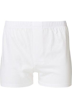 Bresciani Cotton Boxer Brief White
