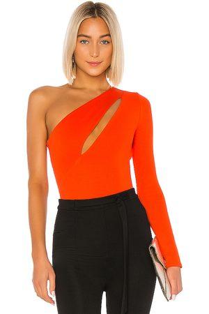 NBD Damen T-Shirts, Polos & Longsleeves - Aaliyah Bodysuit in . Size XS.