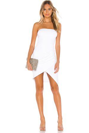 Susana Monaco Strapless Side Pleat Dress in . Size M, S, XS.
