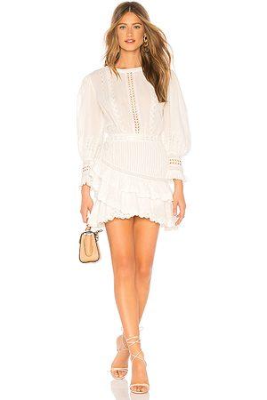 LOVESHACKFANCY Lorelei Dress in . Size S, XS.