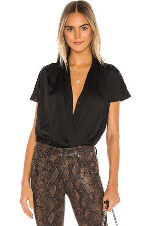 Paige Dijon Bodysuit in . Size M, S, XL, XS.