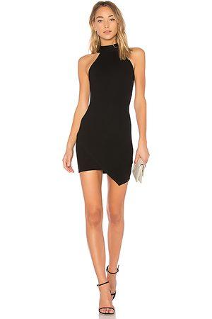 superdown Tegan Wrap Mini Dress in . Size XXS, XS, S.