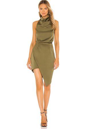 ELLIATT Camo Dress in . Size M, XS.