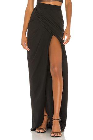Katie May Always Flexin Wrap Skirt in . Size XS, S, XL.