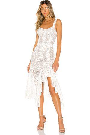 Bronx and Banco Tiffany Blanc Dress in . Size L, M, XL, XS.