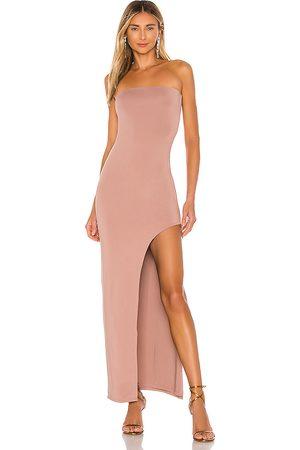 superdown Toni Slit Maxi Dress in . Size XXS, XS, S, M, XL.