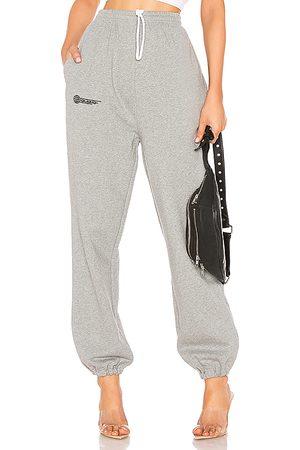 DANIELLE GUIZIO Fleece Sweatpant in . Size M, S, XS.