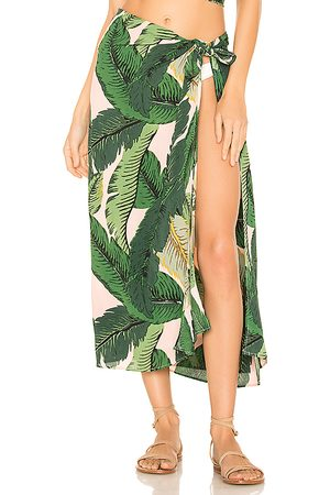 Beach Riot X REVOLVE Palm Sarong Cover Up in .