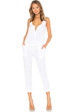 MONROW Crepe-Overall in . Size M, S, XS.