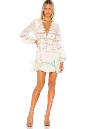 HEMANT AND NANDITA Damen Kleider - Thea Mini Dress in . Size M, S, XS.