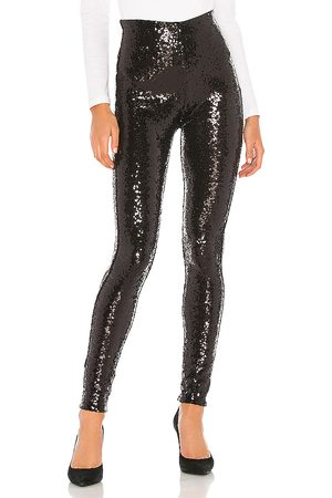 Commando Pailletten-Leggings in . Size XS.