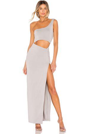 superdown Erla Cutout Maxi Dress. Size XXS, S.