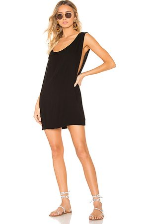 Indah Pella Plunge Mini Dress in . Size M, S, XS.