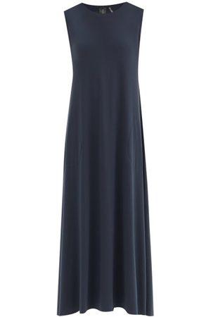 Norma Kamali Round-neck Jersey Dress