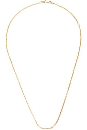 Jade Trau No. 40 18kt Curb-link Chain Necklace