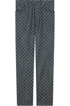 Gucci Jeans mit GG