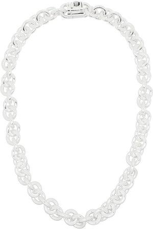 Le Gramme Herren Halsketten - Le 253g entrelacs' Halskette aus Sterlingsilber