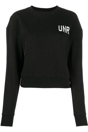 Unravel Project Sweatshirt mit Logo-Print