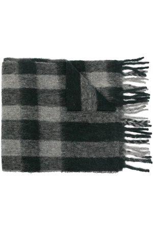MULBERRY Damen Schals - Schal mit Logo-Stickerei