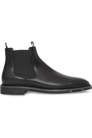 Burberry Chelsea-Boots mit mandelförmiger Kappe
