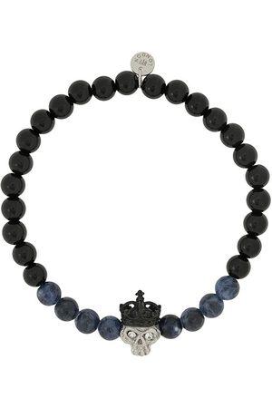 Tateossian King Skull' Armband
