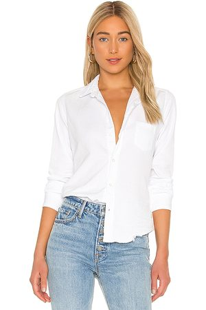 FRANK & EILEEN Barry Long Sleeve Button Down Top in . Size M, S, XS.