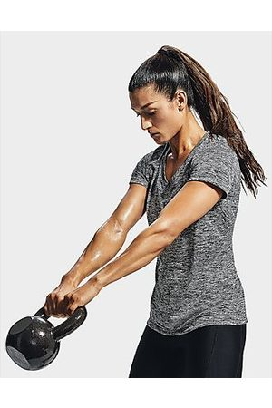 Under Armour Twist Tech V-Ausschnitt T-Shirt - - Damen