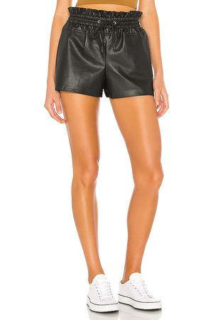 N:philanthropy Emma Vegan Leather Short in . Size XS, S, M.