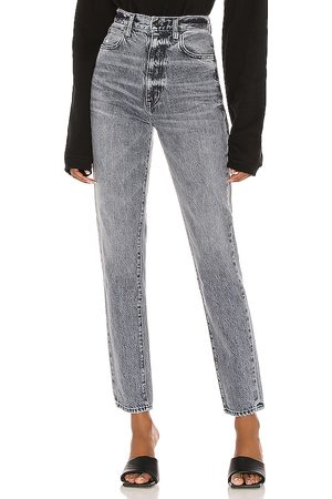 SLVRLAKE Damen Slim - Beatnik High Rise Slim Jean in . Size 30.