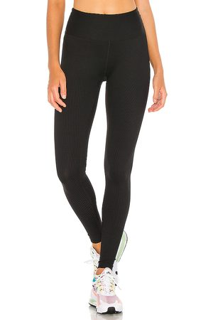 YEAR OF OURS Damen Leggings & Treggings - High Ribbed Legging in . Size S, XS, M.