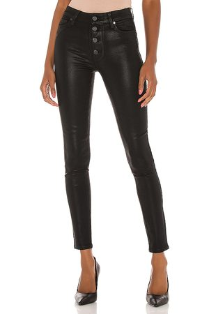 Paige Hoxton Ultra Skinny With Exposed Buttonfly. Size 25, 26, 27, 28, 29, 30.