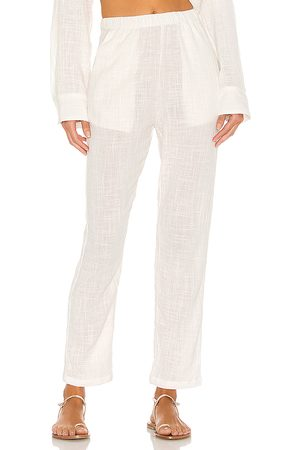 Indah Damen Hosen & Jeans - Cypress Solid Simple Pant in . Size S, XS, M.
