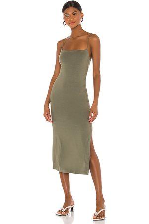 ENZA COSTA Damen Kleider - X REVOLVE Strappy Side Slit Dress in . Size XS, S, M.