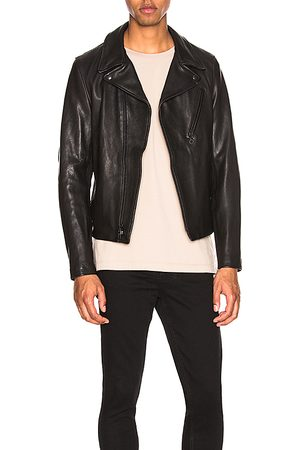 Schott NYC Raven Lambskin Perfecto in . Size S, M, XL.