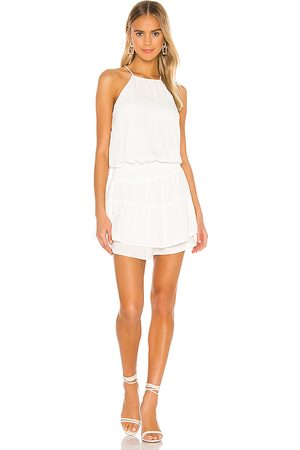 krisa Smocked Halter Dress in . Size XS, S, M.