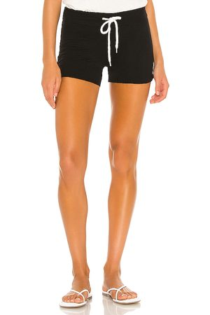 MONROW Supersoft Vintage Short in . Size XS, S, M.
