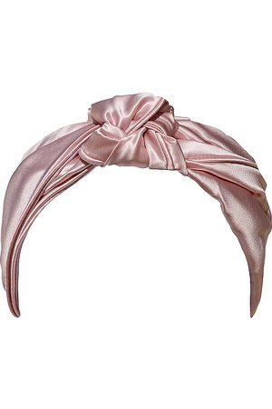 Slip Silk Headband The Knot in .