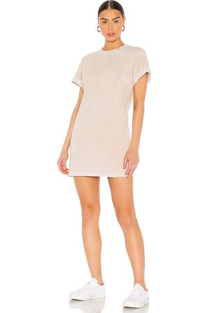 Cotton Citizen X REVOLVE Tokyo Short Sleeve Mini Dress in . Size S, XS, M.