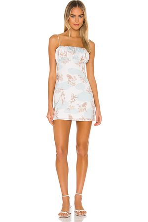 Song of Style Willow Mini Dress in . Size XXS, XS, S, M, XL.