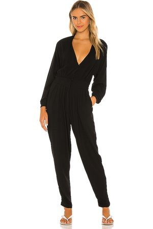 Indah Gianyar Pleated Jumpsuit in . Size XS, S, M.
