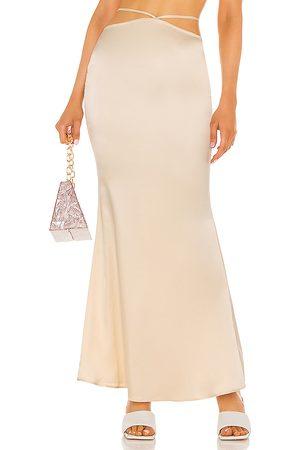 Camila Coelho Jaida Maxi Skirt in . Size M, XL.