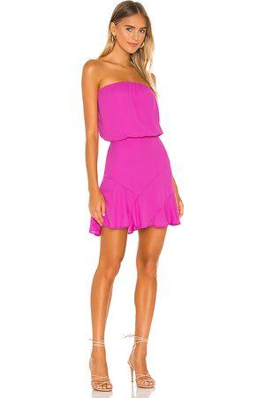 krisa Damen Freizeitkleider - Schulterfreies Minikleid in . Size XS.