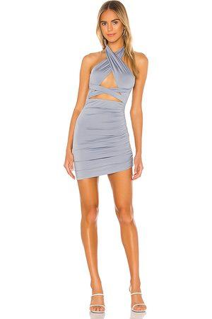superdown Suzette Halter Mini Dress in . Size S, XL.