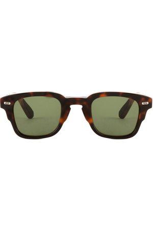 movitra Federico C12 green sunglasses