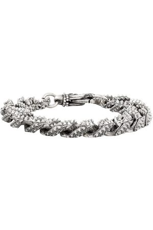 EMANUELE BICOCCHI Chain bracelet in silver