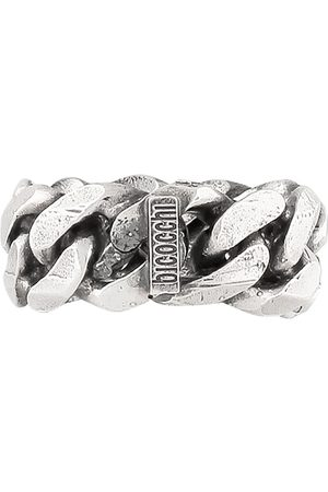 EMANUELE BICOCCHI Chain ring in silver